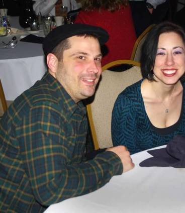 Dominic and Kristin Cioffi