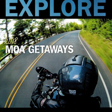 MOA Getaways for 2018