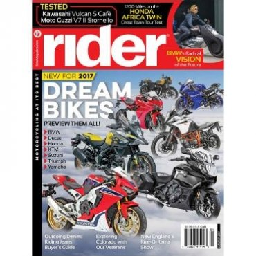Rider Magazine  Try It, Digital TOO