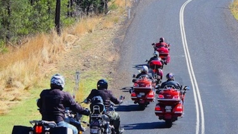 Wally Ride to Marietta and West Virginia