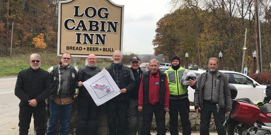 Oct30 Log Cabin Inn