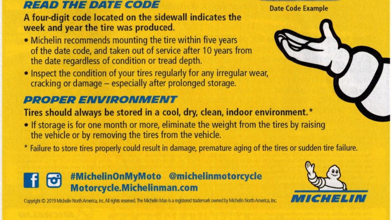 Tire Info-Michelin