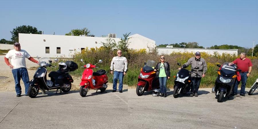 ScootersOn Ride