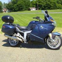 2007 K1200GT, 18,000 miles
